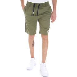 Odjeća Muškarci  Bermude i kratke hlače Tommy Jeans DM0DM08714 Zelena
