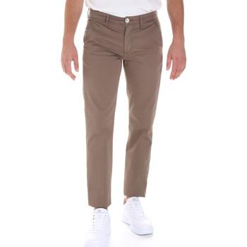 Odjeća Muškarci  Chino hlačei hlače mrkva kroja Sseinse PSE555SS Smeđa