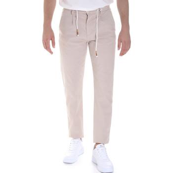 Odjeća Muškarci  Chino hlačei hlače mrkva kroja Sseinse PSE612SS Bež
