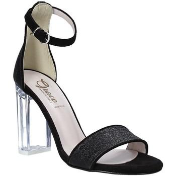 Obuća Žene  Sandale i polusandale Grace Shoes 018TR003 Crno