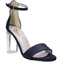 Obuća Žene  Sandale i polusandale Grace Shoes 018TR003 Plava