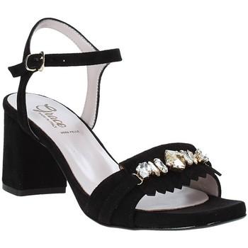 Obuća Žene  Sandale i polusandale Grace Shoes 116V005 Crno