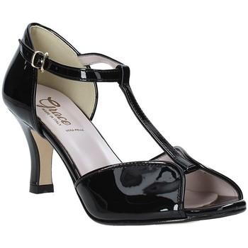 Obuća Žene  Sandale i polusandale Grace Shoes 928010 Crno