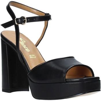 Obuća Žene  Sandale i polusandale Grace Shoes 174002 Crno