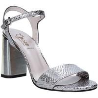 Obuća Žene  Sandale i polusandale Grace Shoes 2384L007 Siva