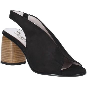 Obuća Žene  Sandale i polusandale Grace Shoes 492S001 Crno
