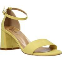 Obuća Žene  Sandale i polusandale Grace Shoes 380008 Žuta boja