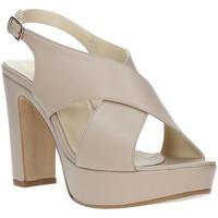 Obuća Žene  Sandale i polusandale Grace Shoes JN 039 Bež