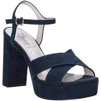 Obuća Žene  Sandale i polusandale Grace Shoes 492PL003 Plava