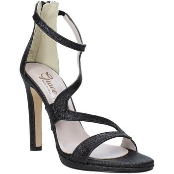 Obuća Žene  Sandale i polusandale Grace Shoes 2383007 Crno