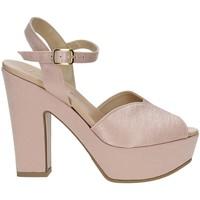 Obuća Žene  Sandale i polusandale Grace Shoes FLY Ružičasta