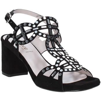 Obuća Žene  Sandale i polusandale Grace Shoes 116002 Crno