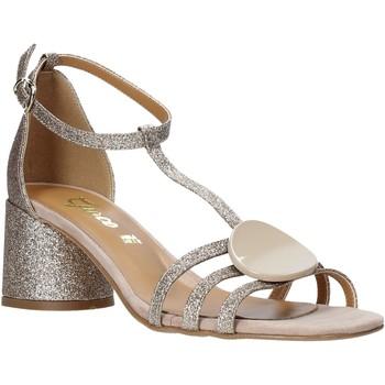 Obuća Žene  Sandale i polusandale Grace Shoes 123011 Crno