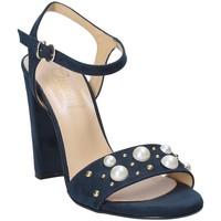 Obuća Žene  Sandale i polusandale Grace Shoes 1396 Plava