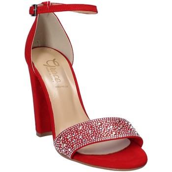 Obuća Žene  Sandale i polusandale Grace Shoes 1388 Crvena