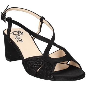 Obuća Žene  Sandale i polusandale Grace Shoes 4011 Crno