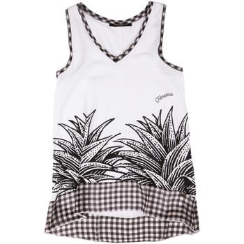 Odjeća Žene  Majice s naramenicama i majice bez rukava Fornarina BERT484JF7409 Bijela