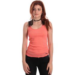 Odjeća Žene  Majice s naramenicama i majice bez rukava Fornarina SE175J75H26368 Naranča