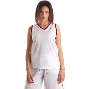 Odjeća Žene  Majice s naramenicama i majice bez rukava Champion 111382 Bijela