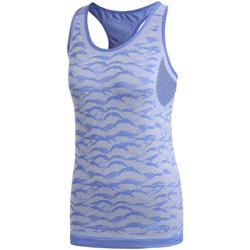 Odjeća Žene  Majice s naramenicama i majice bez rukava adidas Originals CF5138 Plava