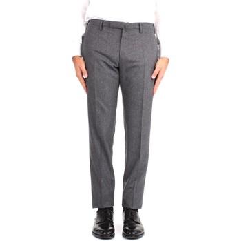 Odjeća Muškarci  Hlače od odijela Incotex 1T0030 1721T Grey