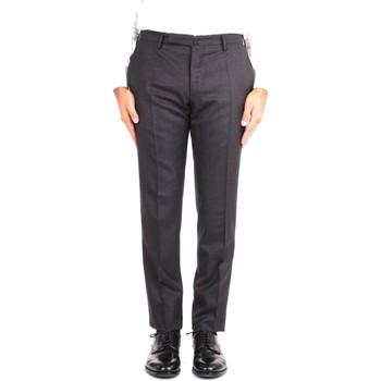Odjeća Muškarci  Hlače od odijela Incotex 1T0030 1394T 931 Grey