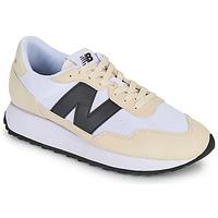 Obuća Muškarci  Niske tenisice New Balance 237 Bijela / Crna