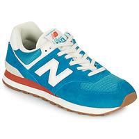 Obuća Muškarci  Niske tenisice New Balance 574 Blue / Bijela