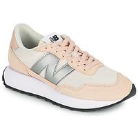 Obuća Žene  Niske tenisice New Balance 237 Ružičasta / Srebrna