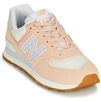 Obuća Žene  Niske tenisice New Balance 574 Ružičasta / Blue