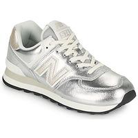 Obuća Žene  Niske tenisice New Balance 574 Srebrna