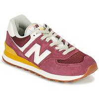 Obuća Žene  Niske tenisice New Balance 574 Bordo