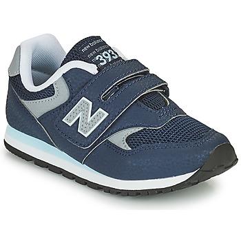 Obuća Dječak  Niske tenisice New Balance 393 Blue