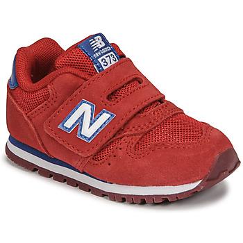 Obuća Dječak  Niske tenisice New Balance 373 Red