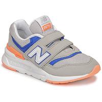 Obuća Dječak  Niske tenisice New Balance 997 Siva / Blue