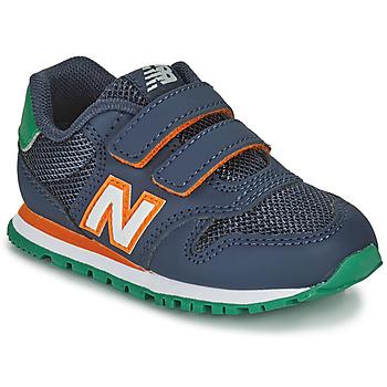 Obuća Dječak  Niske tenisice New Balance 500 Blue / Narančasta