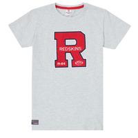 Odjeća Dječak  Majice kratkih rukava Redskins TSMC180161-BLENDED-GREY Siva