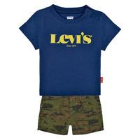 Odjeća Dječak  Dječji kompleti Levi's 6EC678-U29 Multicolour