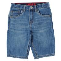 Odjeća Dječak  Bermude i kratke hlače Levi's PERFORMANCE SHORT Blue