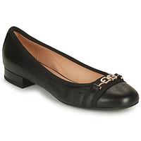 Obuća Žene  Balerinke i Mary Jane cipele Geox D WISTREY D Crna