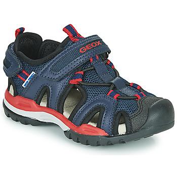 Obuća Dječak  Sportske sandale Geox BOREALIS BOY Red