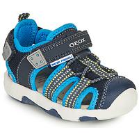 Obuća Dječak  Sportske sandale Geox SANDAL MULTY BOY Blue