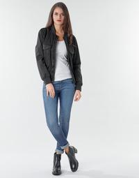 Odjeća Žene  Skinny traperice G-Star Raw 3301 Ultra High Super Skinny Wmn Dark / Aged