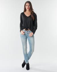 Odjeća Žene  Skinny traperice G-Star Raw Lynn Mid Skinny Wmn Aged