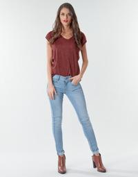 Odjeća Žene  Skinny traperice G-Star Raw Lynn Mid Skinny Wmn NEW Aged