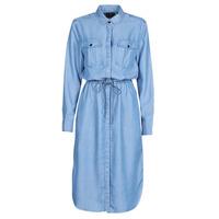Odjeća Žene  Duge haljine G-Star Raw Rovic maxi shirt dress ls Aged