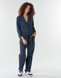 Odjeća Žene  Kombinezoni i tregerice G-Star Raw Workwear pj jumpsuit 34 slv wmn Plava