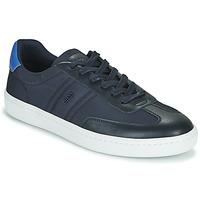 Obuća Muškarci  Niske tenisice BOSS Ribeira_Tenn_nylt 10232896 Blue