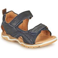 Obuća Dječak  Sportske sandale Bisgaard CASPAR Blue