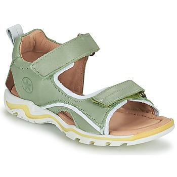 Obuća Djeca Sportske sandale Bisgaard ARTHUR Zelena